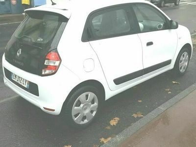 occasion Renault Twingo III annee 2017 blanche