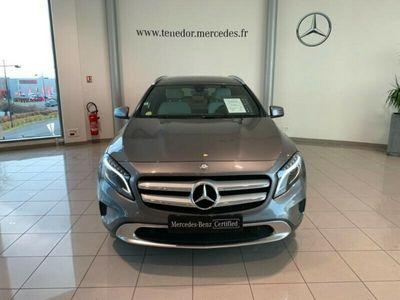 occasion Mercedes GLA220 d 4MATIC Sensation