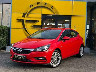 occasion Opel Astra Turbo 105 Innovation carplay camera 31500 km Gtie 1an