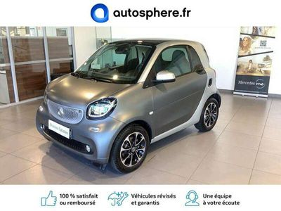 occasion Smart ForTwo Coupé 90ch prime twinamic