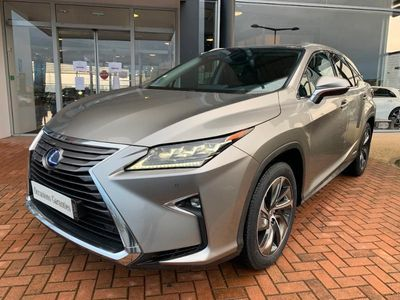 occasion Lexus RX450h 4WD Executive