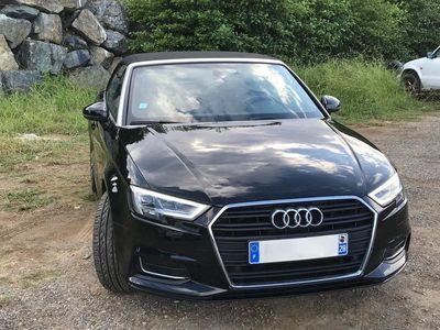 occasion Audi A3 Cabriolet Design Luxe 2.0 TDI 150 S tronic 6