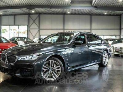 occasion BMW 740 Série 7Limousine - 2016 Plug-In Hybrid - M-Pakket - HeadUp - Softclose