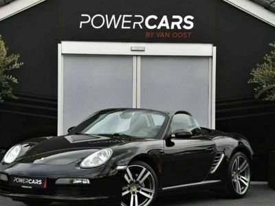 occasion Porsche Boxster 2.7I | VERWARMDE ZETELS | 18 TURBO