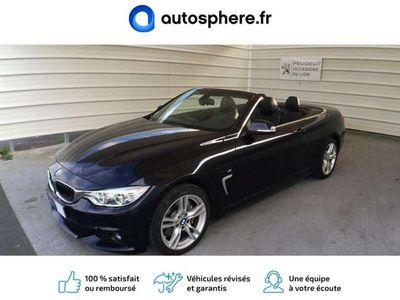 occasion BMW 435 SERIE 4 CABRIOLET dA xDrive 313ch M Sport
