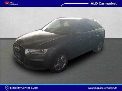 occasion Audi Q3 2.0 TDI 184ch S line quattro S tronic 7