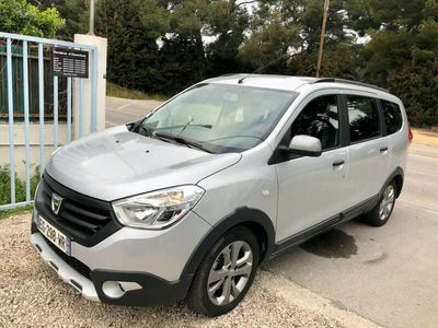 occasion Dacia Lodgy dCI 110 7 places Stepway EURO6