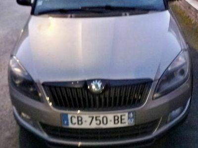 occasion Skoda Fabia 1.6 TDI 105 CR Active Monte Carlo
