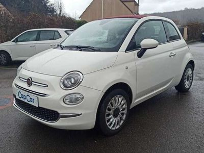 occasion Fiat 500C Lounge
