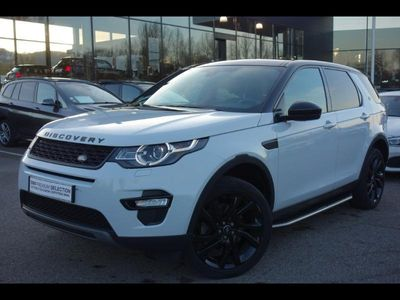 occasion Land Rover Discovery 2.0 TD4 180ch AWD HSE Mark II