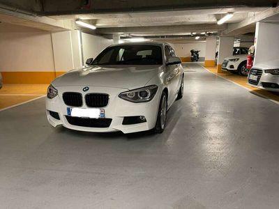 occasion BMW 118 SERIE 1 F20 (07/2011-03/2015) 143 ch M Sport A
