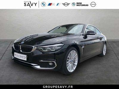 occasion BMW 420 Serie 4 Coupe dA xDrive 190ch Luxury