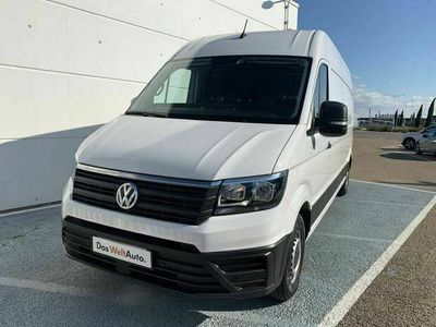 occasion VW Crafter Van Empattement long 35 L4H3 2.0 TDI 140 CH