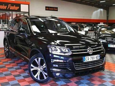 occasion VW Touareg 3.0 V6 TDI 204CH BLUEMOTION FAP R EXCLUSIVE 4MOTION TIPTRONI