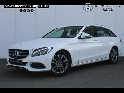 occasion Mercedes 200 Classe C Breakd 2.2 Executive 9G Tronic