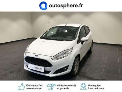 occasion Ford Fiesta 1.0 EcoBoost 100ch Edition PowerShift 3p