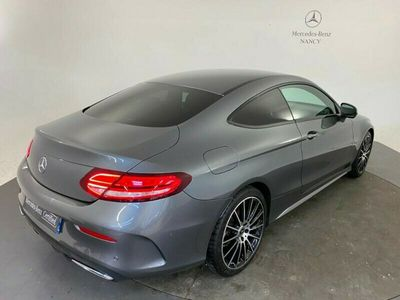 occasion Mercedes C220 Classed Coupé AMG Line