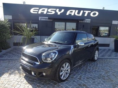occasion Mini Cooper S Paceman 184ch Pack Red Hot Chili II