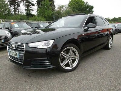 occasion Audi A4 Avant 2.0 TDI 190 ch S tronic 7 S line TO