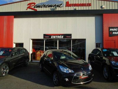 occasion DS Automobiles DS3 Cabriolet PURETECH 110CH SO CHIC S&S