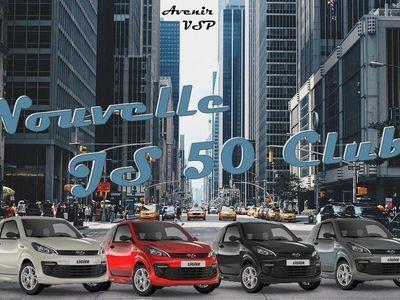 occasion Ligier JS50 à 12 299 € ou 237 €/mois