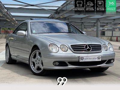occasion Mercedes CL500 CL Coupé- BVA COUPE - BM 215 . PHASE 2