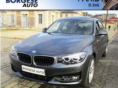 occasion BMW 320 Gran Turismo SERIE 3 F34 184 ch BVA8 SportUltimate