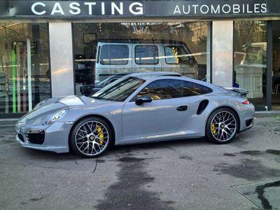 occasion Porsche 911 Turbo S COUPE (991)