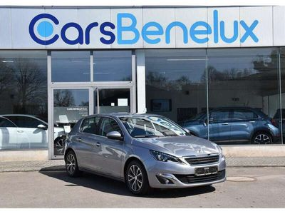 occasion Peugeot 308 2.0 BlueHDI Allure Auto. CUIR GPS 1 MAIN