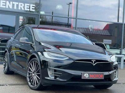 occasion Tesla Model X 90D 525cv Superch 6 PL AutoPilot2 FULL PNEUMATTVAC