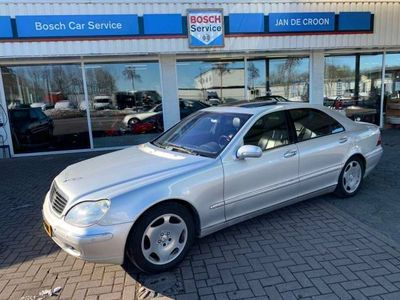 occasion Mercedes S600L (2000)