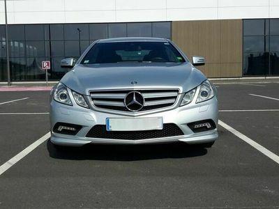 occasion Mercedes 220 Classe E CoupéCDI BlueEfficiency Executive A