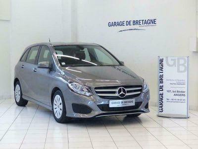 occasion Mercedes B220 Classe d 177ch Business Edition 7G-DCT