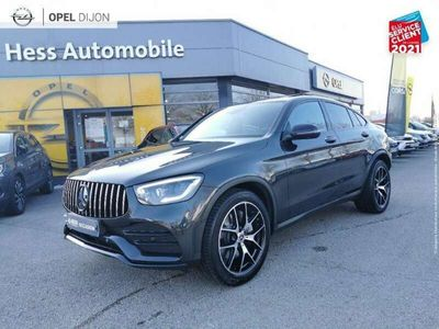 occasion Mercedes 300 GLC Coupe d 245ch AMG Line 4Matic 9G-Tronic pack