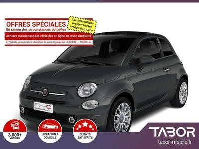 occasion Fiat 500C 1.0 Hybrid 70 Rockstar Carplay TFT 16