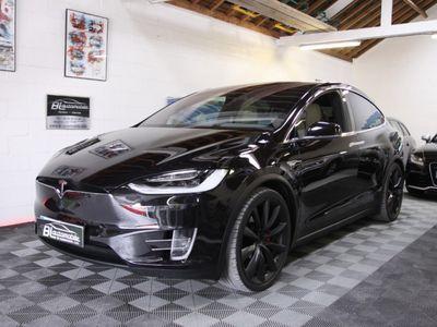 occasion Tesla Model X Modele XP100dl Performance Ludicrous Dual Motor