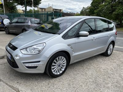 occasion Ford S-MAX 2.0 Tdci 140ch Fap Business Nav 7 Places