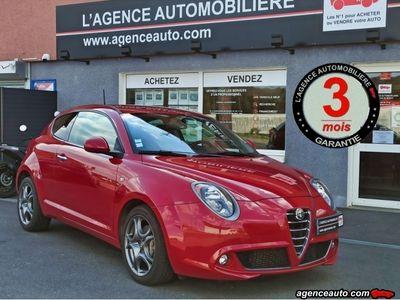 occasion Alfa Romeo MiTo 1.4 TB MULTIAIR 140 EXCLUSIVE TCT