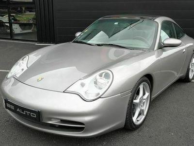 occasion Porsche 996 3.6L coupé 320ch