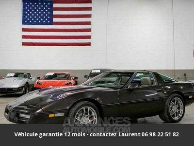 occasion Chevrolet Corvette C4 350 v8 300 hp 1990 prix tout compris