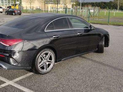 occasion Mercedes CLA220 Classe Coupé d 8G-DCT AMG Line