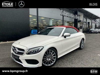 occasion Mercedes C250 Classed 204ch Sportline 9G-Tronic