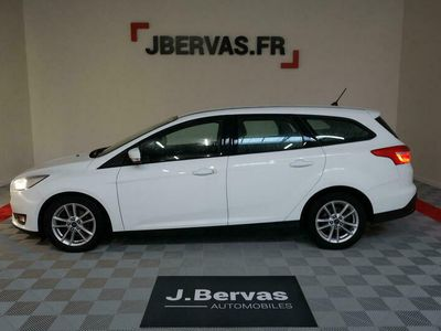 occasion Ford Focus 1.5 TDCi 120 S&S Executive PowerShift