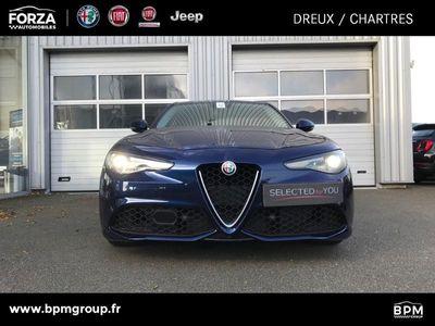 occasion Alfa Romeo Giulia 2.2 JTD 210ch Veloce Q4 AT8