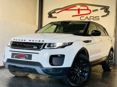 occasion Land Rover Range Rover evoque 2.0 TD4 * GAR 12 MOIS * 01-2019 * 1er prop *