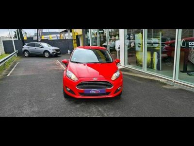 occasion Ford Fiesta 1.0 EcoBoost 100ch Stop&Start Black 5p