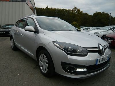 occasion Renault Mégane III Estate 1.5 DCI 110CH ENERGY LIMITED ECO² 2015