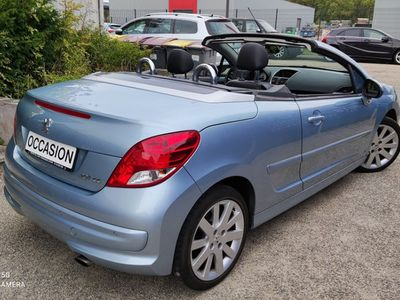 occasion Peugeot 207 CC 1.6 VTi 16v Féline BAa