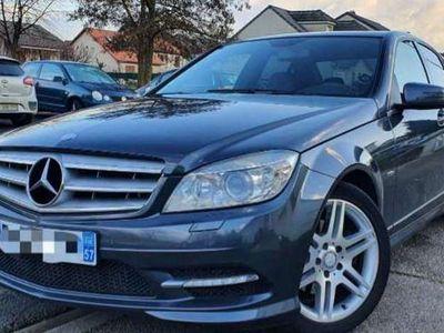 occasion Mercedes C250 Classe CDI BlueEfficiency AMG
