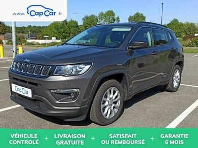 occasion Jeep Compass Longitude - 1.3 GSE T4 150 4x2 BVR6